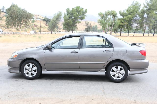 2003 Toyota Corolla S Santa Clarita, CA 11