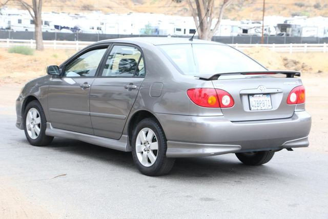 2003 Toyota Corolla S Santa Clarita, CA 5
