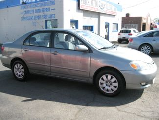 2003 Toyota Corolla LE  city CT  York Auto Sales  in West Haven, CT