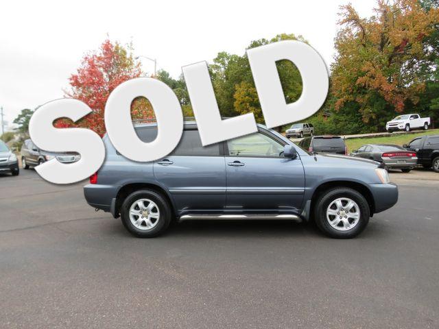 2003 Toyota Highlander Limited Batesville, Mississippi