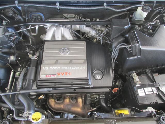 2003 Toyota Highlander Gardena, California 15