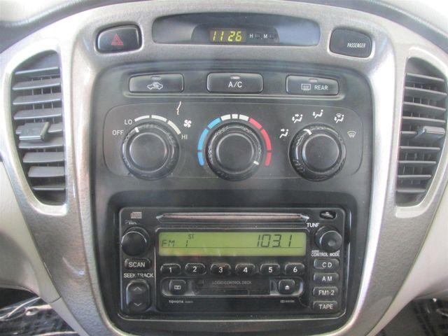 2003 Toyota Highlander Gardena, California 6