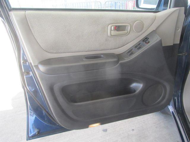 2003 Toyota Highlander Gardena, California 9