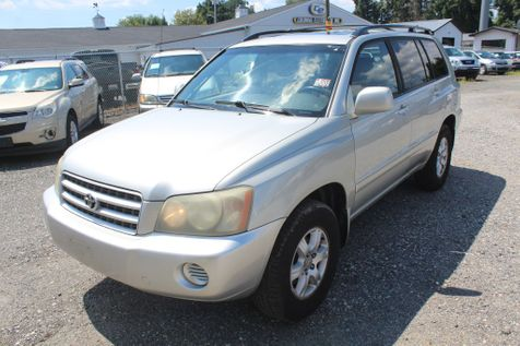 2003 Toyota Highlander Limited in Harwood, MD