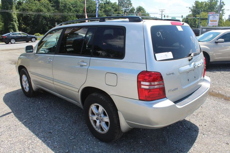 2003 Toyota Highlander Limited  city MD  South County Public Auto Auction  in Harwood, MD