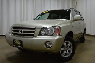 2003 Toyota Highlander Limited in Merrillville IN, 46410