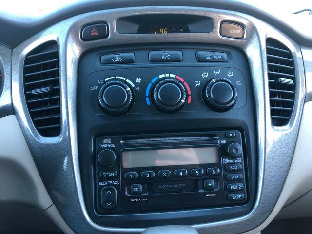 2003 Toyota Highlander Osseo, Minnesota 23