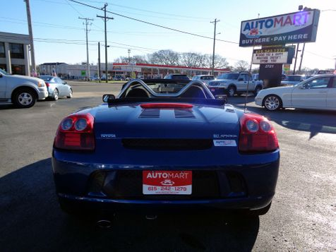 2003 Toyota MR2 Spyder  | Nashville, Tennessee | Auto Mart Used Cars Inc. in Nashville, Tennessee