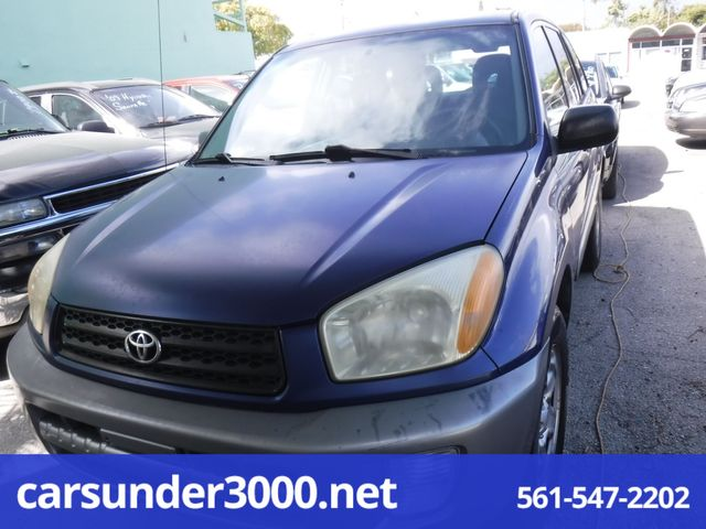 2003 Toyota RAV4 Lake Worth , Florida 1