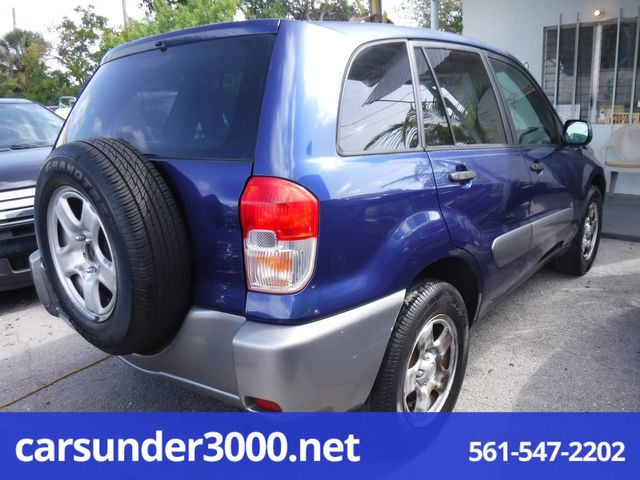 2003 Toyota RAV4 Lake Worth , Florida 3