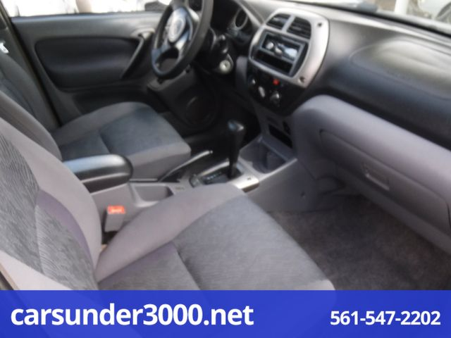 2003 Toyota RAV4 Lake Worth , Florida 6