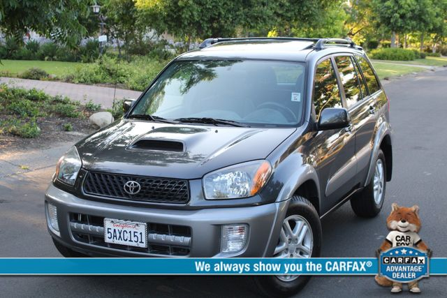2003 Toyota RAV4 S ONLY 26K MLS 1-OWNER XLNT CONDITION