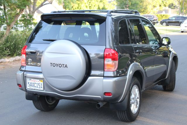2003 Toyota RAV4 S ONLY 26K MLS 1-OWNER XLNT CONDITION in Van Nuys, CA 91406