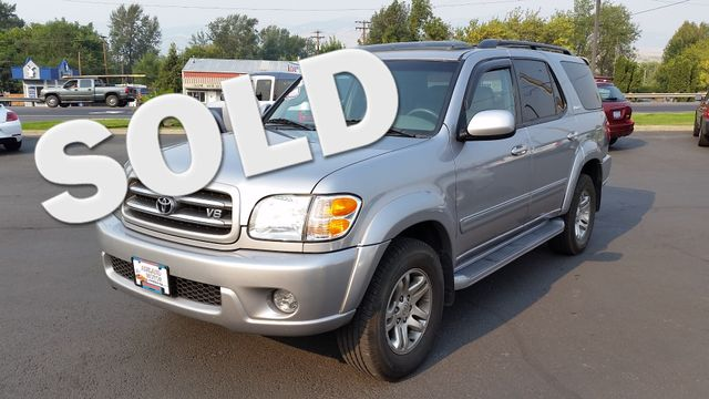 2003 Toyota Sequoia Limited   Ashland, OR   Ashland Motor Company in Ashland OR