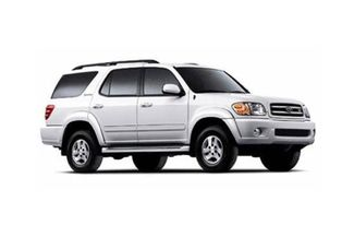 2003 Toyota Sequoia Limited Chico, CA 0