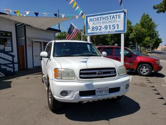 2003 Toyota Sequoia Limited Chico, CA