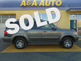 2003 Toyota Sequoia Limited in Englewood CO, 80110