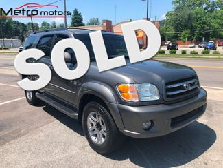 2003 Toyota Sequoia Limited Knoxville , Tennessee