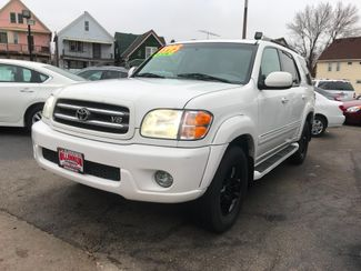 2003 Toyota Sequoia Limited  city Wisconsin  Millennium Motor Sales  in , Wisconsin