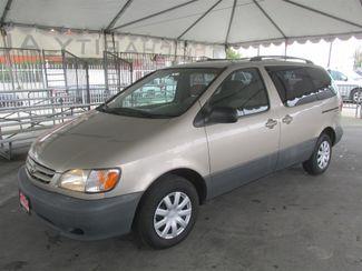 2003 Toyota Sienna CE Gardena, California