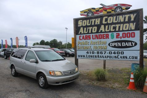 2003 Toyota Sienna LE in Harwood, MD