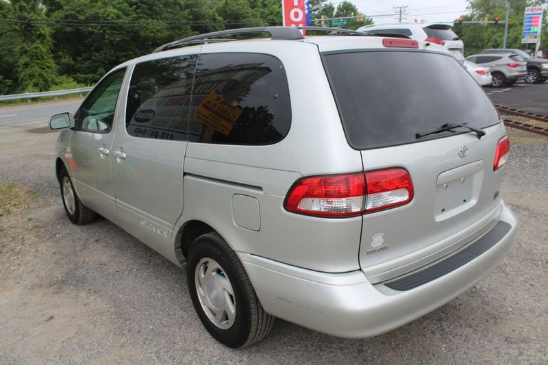 2003 Toyota Sienna LE  city MD  South County Public Auto Auction  in Harwood, MD