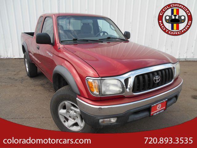 2003 Toyota Tacoma XTRACAB