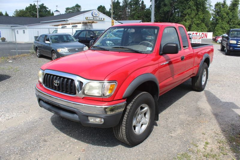 2003 Toyota Tacoma PreRunner  city MD  South County Public Auto Auction  in Harwood, MD