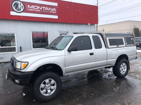 2003 Toyota Tacoma Pickup 2D 6 ft in