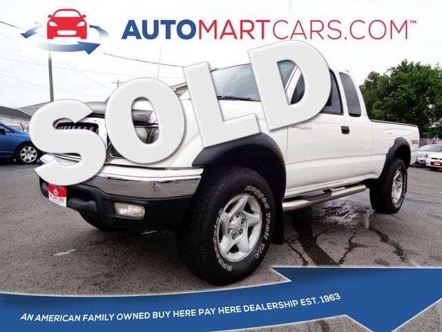 2003 Toyota Tacoma PreRunner | Nashville, Tennessee | Auto Mart Used Cars Inc. in Nashville Tennessee