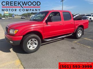2003 Toyota Tacoma SR5 4x4 3.4L Red 1 Owner Low Miles Lifted Extras in Searcy, AR 72143