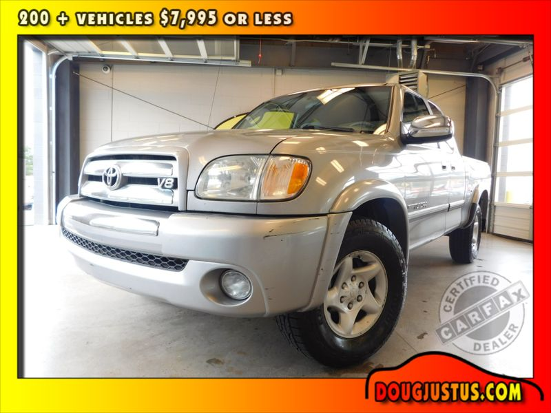 2003 Toyota Tundra SR5  city TN  Doug Justus Auto Center Inc  in Airport Motor Mile ( Metro Knoxville ), TN