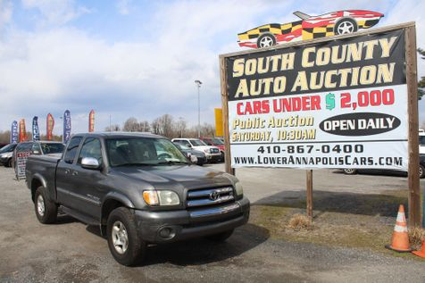 2003 Toyota Tundra SR5 in Harwood, MD