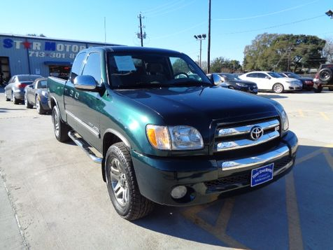 2003 Toyota Tundra SR5 in Houston