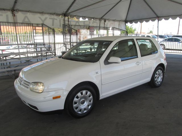 2003 Volkswagen Golf GL Gardena, California