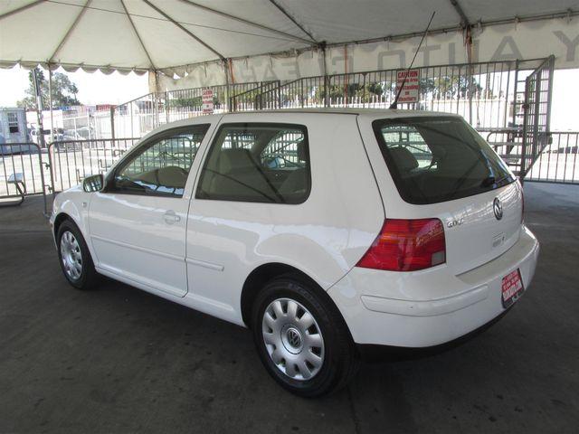 2003 Volkswagen Golf GL Gardena, California 1