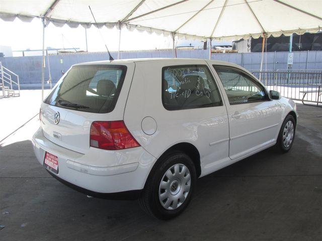 2003 Volkswagen Golf GL Gardena, California 2