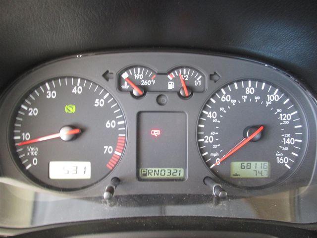 2003 Volkswagen Golf GL Gardena, California 5
