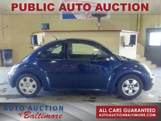 2003 Volkswagen New Beetle GLS | JOPPA, MD | Auto Auction of Baltimore  in Joppa MD
