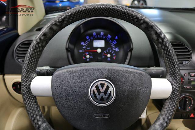 2003 Volkswagen New Beetle GLS Merrillville, Indiana 17