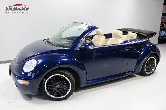 2003 Volkswagen New Beetle GLS Merrillville, Indiana 27