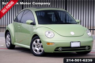 2003 Volkswagen New Beetle GLS GLS *** RATES AS LOW AS 1.99 APR* *** in Plano TX, 75093