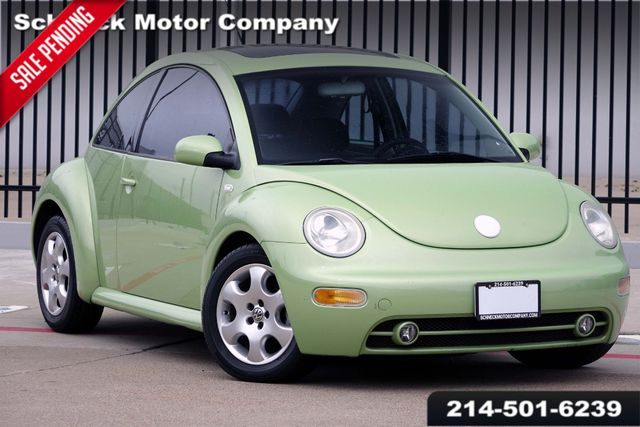 2003 Volkswagen New Beetle GLS GLS *** RATES AS LOW AS 1.99 APR* ***
