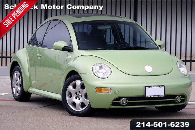 2003 Volkswagen New Beetle GLS GLS *** RATES AS LOW AS 1.99 APR* ***