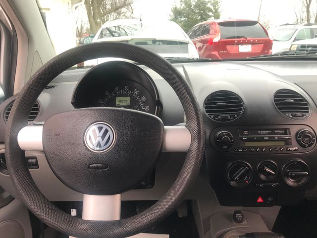 2003 Volkswagen New Beetle Tdi GLS Ravenna, Ohio 8