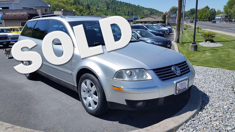 2003 Volkswagen Passat GLX | Ashland, OR | Ashland Motor Company in Ashland OR