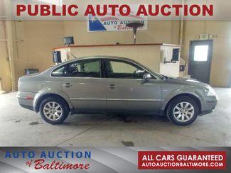 2003 Volkswagen Passat GLS | JOPPA, MD | Auto Auction of Baltimore  in Joppa MD