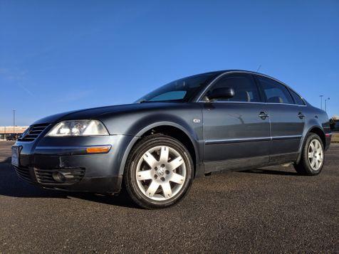 2003 Volkswagen Passat GLX in , Colorado