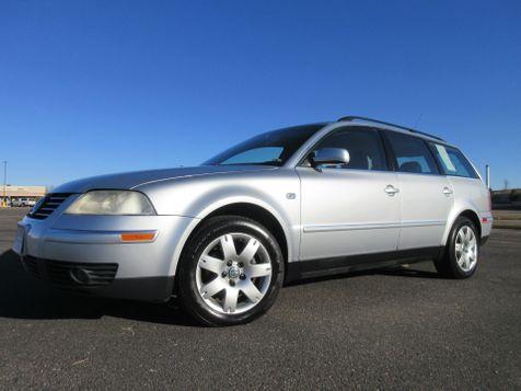 2003 Volkswagen Passat Wagon GLX in , Colorado