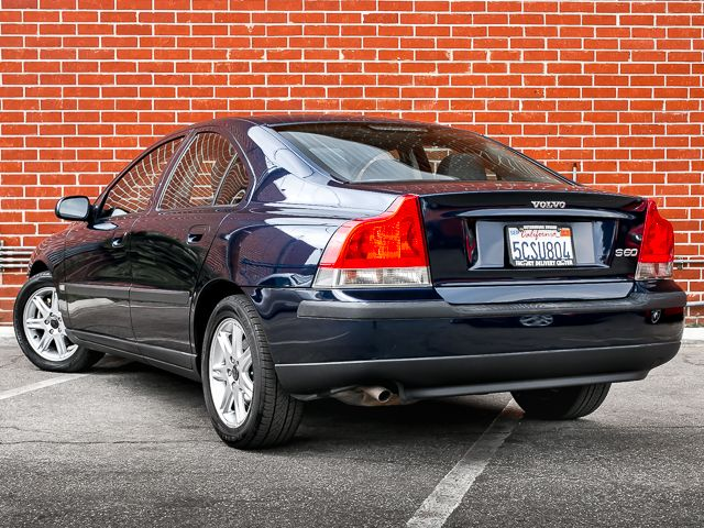 2003 Volvo S60 MANUAL 2.4L Burbank, CA 4